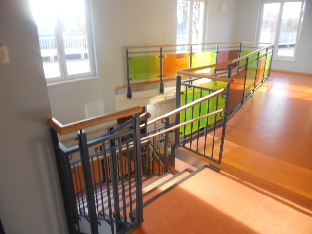 Treppen/Geländer